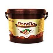 Recheio Dorella 14kg Doremus - Creme de Avelã com Chocolate