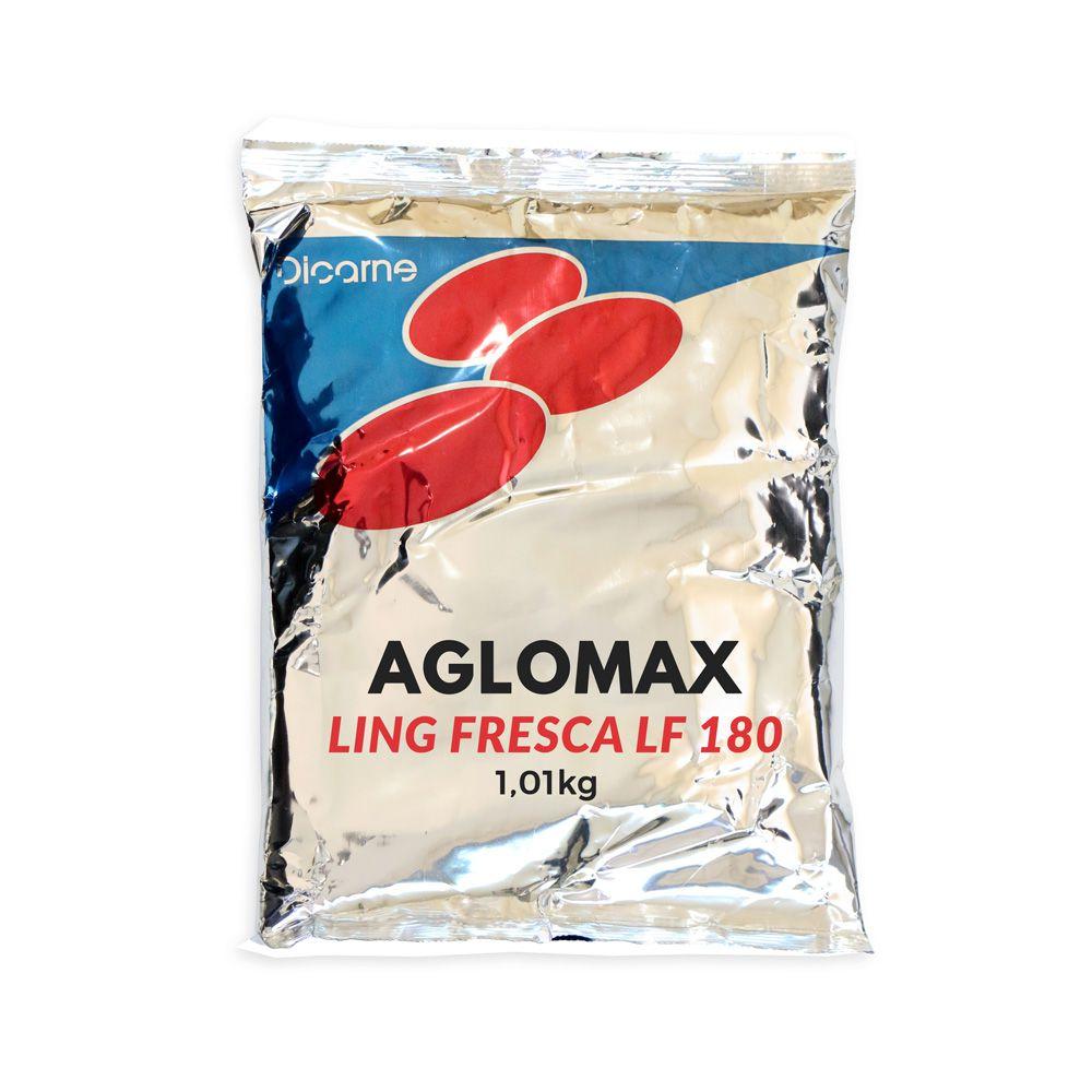 Aglomax Linguiça Fresca LF 180 M 1,01kg Dicarne Kerry