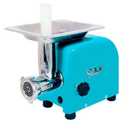 Moedor de Carne CAF Gourmet Azul 220V