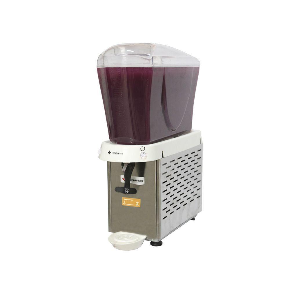 Refresqueira Inox 1 Reservatório de 16 litros RV116 Venâncio
