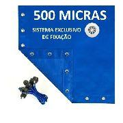 Capa De Proteção Para Piscina 500 micras 8,5x4,5m