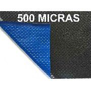 Capa Térmica Blackout 4x2,5m 500 micras Piscina Aquecida