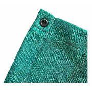 Tela Toldo Sombreamento Cor Verde Shade Retangular 8x5mts