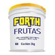 Fertilizante Adubo Forth Frutas Balde 3kg Nutrição Floração