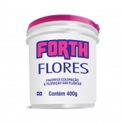 Adubo Fertilizante FORTH Flores 400g