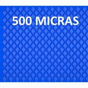Capa Térmica Azul 2x8 m 500 micras Piscina Aquecida