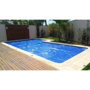 Capa Térmica Azul Para Piscina 300 Micras 6,50x3,50