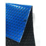 Capa Térmica Blackout 2x2 m 300 micras Piscina Aquecida
