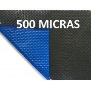 Capa Térmica Blackout para Piscinas Aquecida 500 Micras