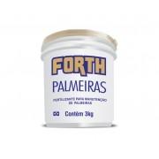 Fertilizante FORTH Palmeiras 3kg