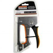 Grampeador Tapeceiro Profissional Metal Forte Starfer 5580