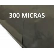 Lona Geomembrana para Lago Ornamental Tanque Piscicultura 300 Micras