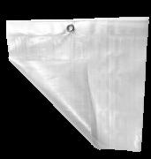Lona Multiuso Impermeável Capa Cobertura em Polietileno Translucida 300 Micras