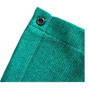 Tela Toldo Sombreamento Shade Verde Retangular 2x2m
