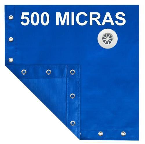 Capa De Proteção Para Piscina 500 micras 7x7m