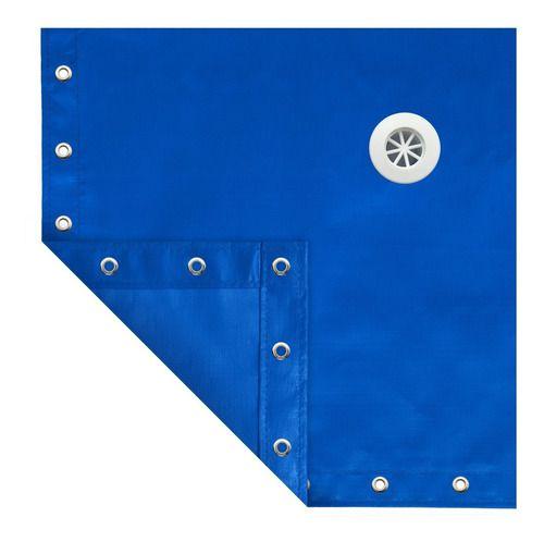 Lona Capa Proteção Cobertura De Piscina Prática Sl300 8x4 Mt