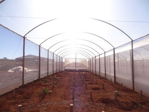 Filme Plastico Para Estufa Agricola 8m X 15m - 150micras