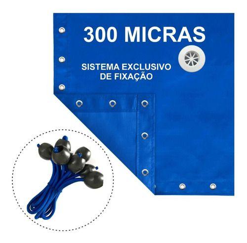 Capa Para Piscina 4,5x3 300 Micras