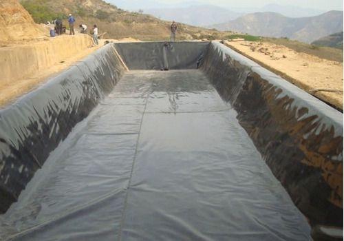 Geomembrana 300 Micras Impermeavel Lago Ornamental 4x4 Mts