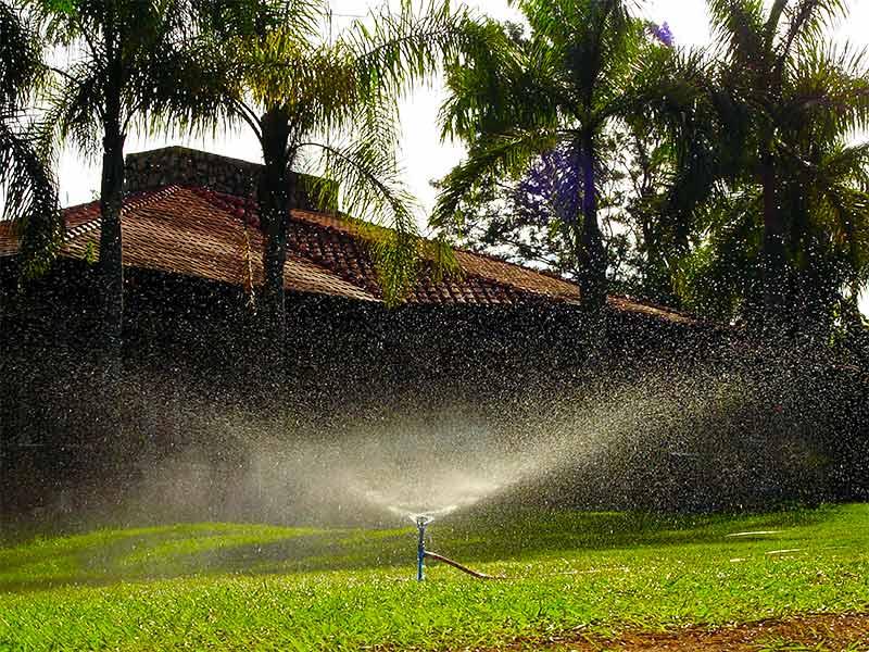Aspersor P4 Bailarina Agrojet para Irrigação com 3 Unidades