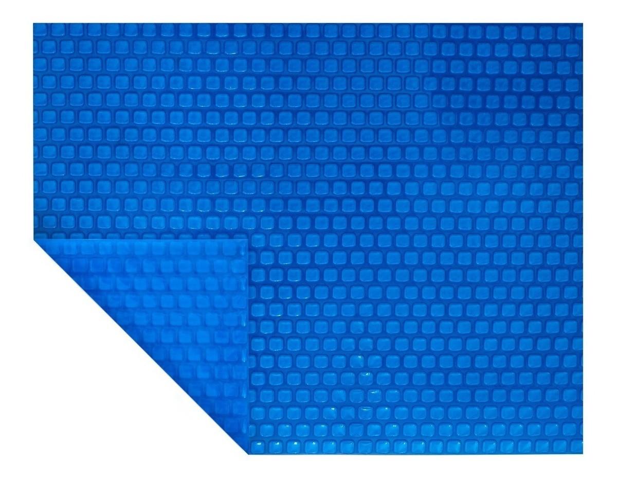 Capa para Piscina Térmica Aquecida Azul 300 Micras