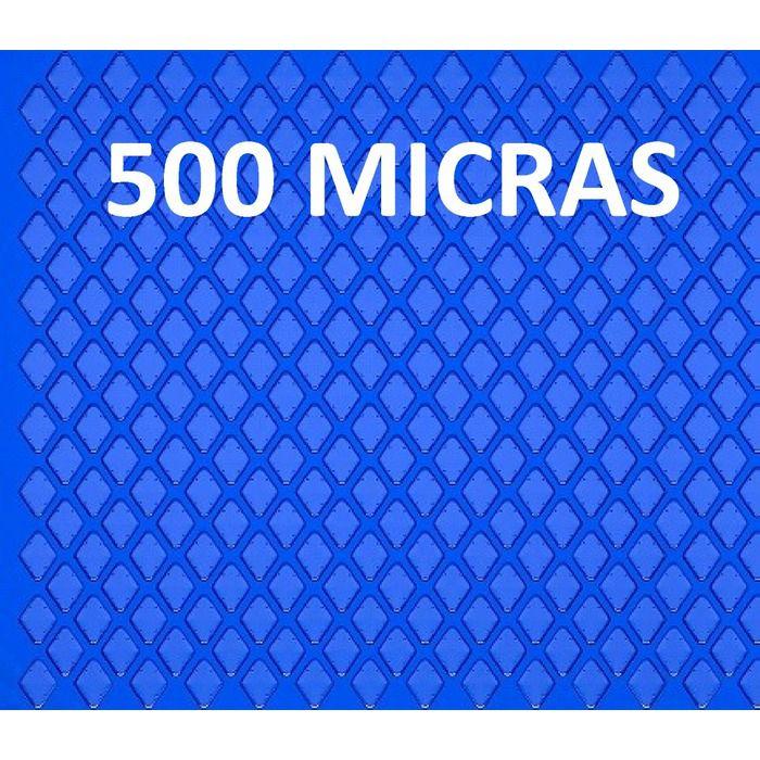 Capa Térmica Azul 6x3 m 500 micras Piscina Aquecida
