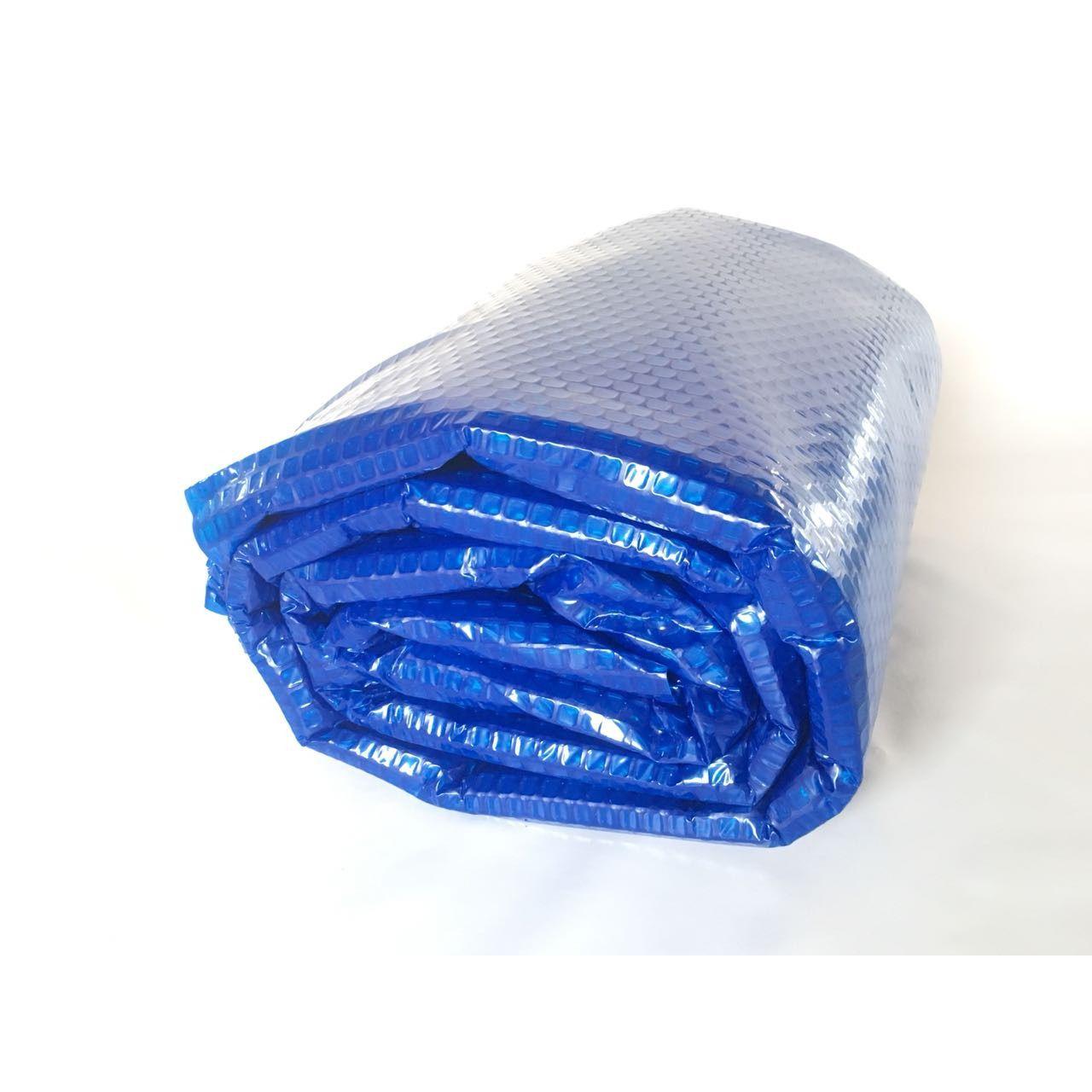 Capa Térmica Azul Para Piscina 300 Micras 6x3