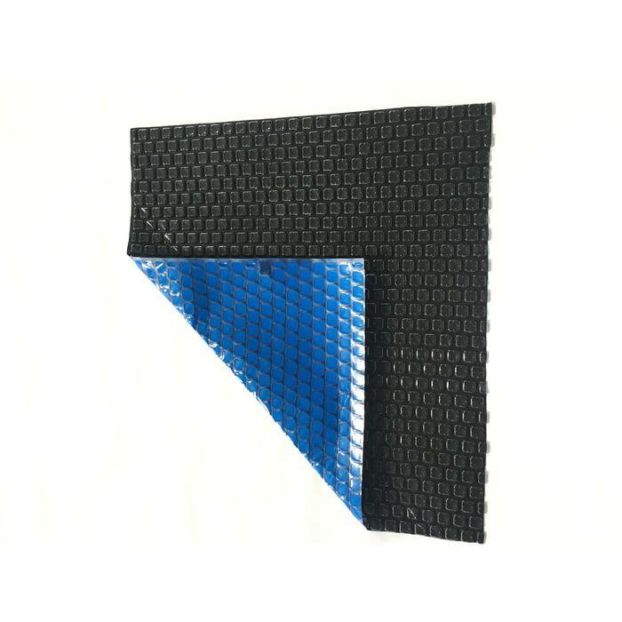 Capa Térmica Azul/Preto Para Piscina 300 Micras 11x5