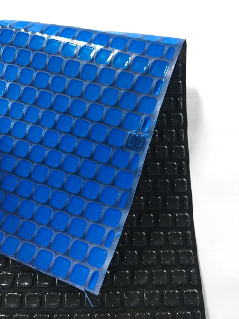 Capa Térmica Blackout 7x2 m 300 micras Piscina Aquecida