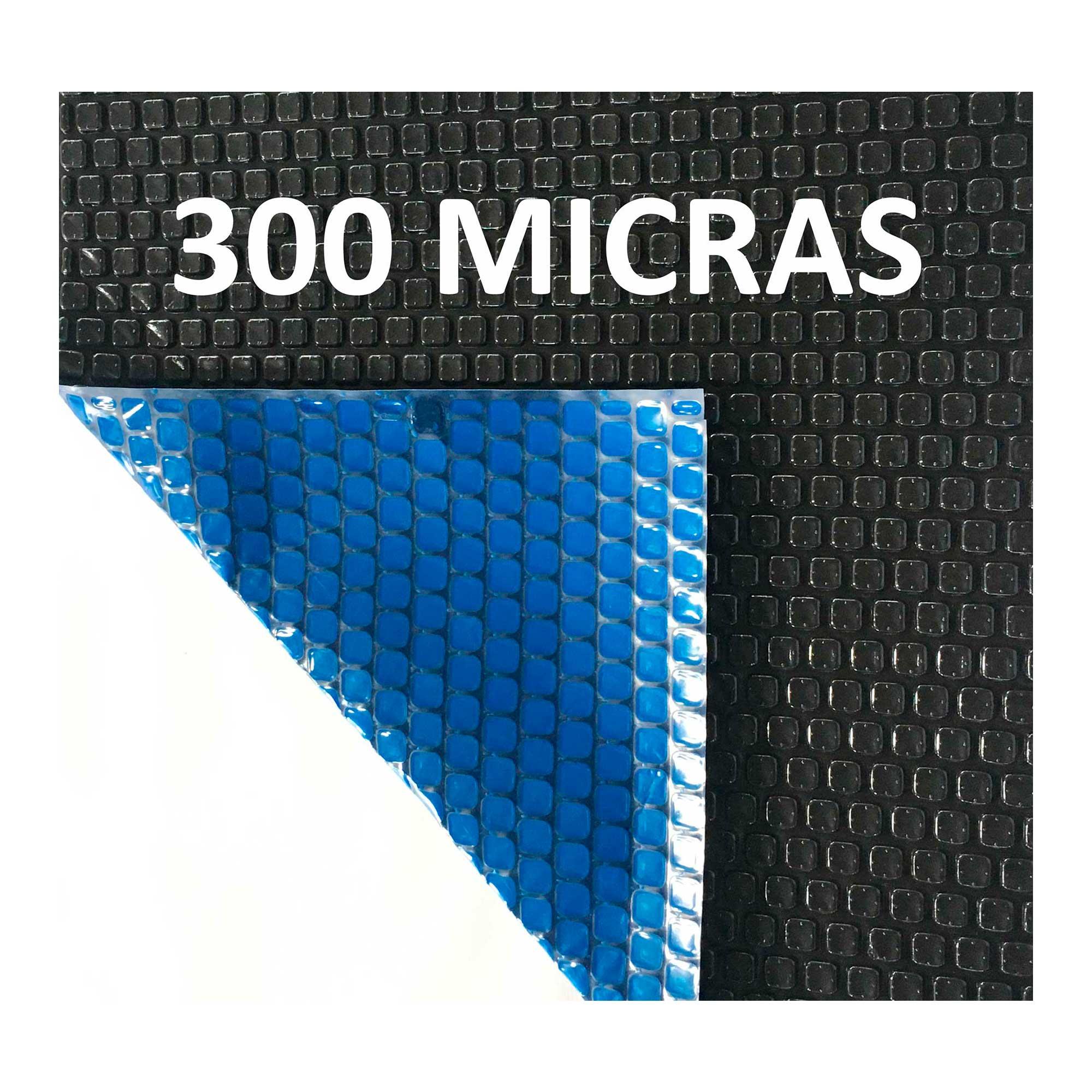 Capa Térmica Blackout para Piscinas Aquecida 300 Micras