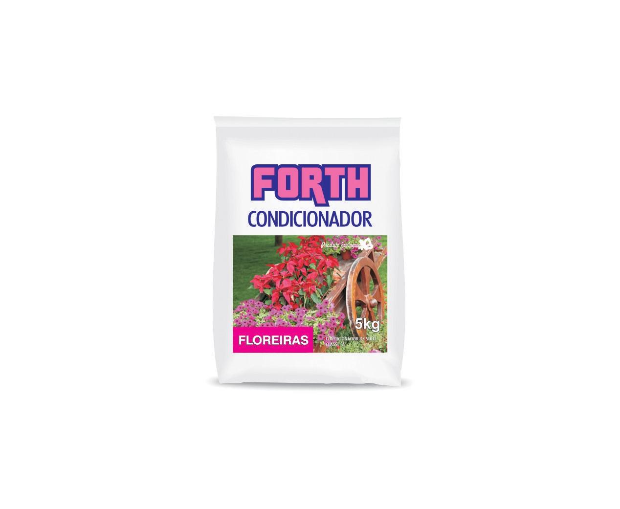 Condicionador FORTH Floreira 5kg
