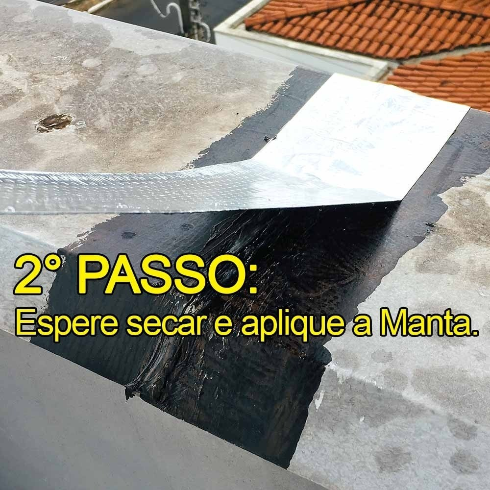 Manta Liquida DRYKO Primer Asfáltico Acqua 3,6L