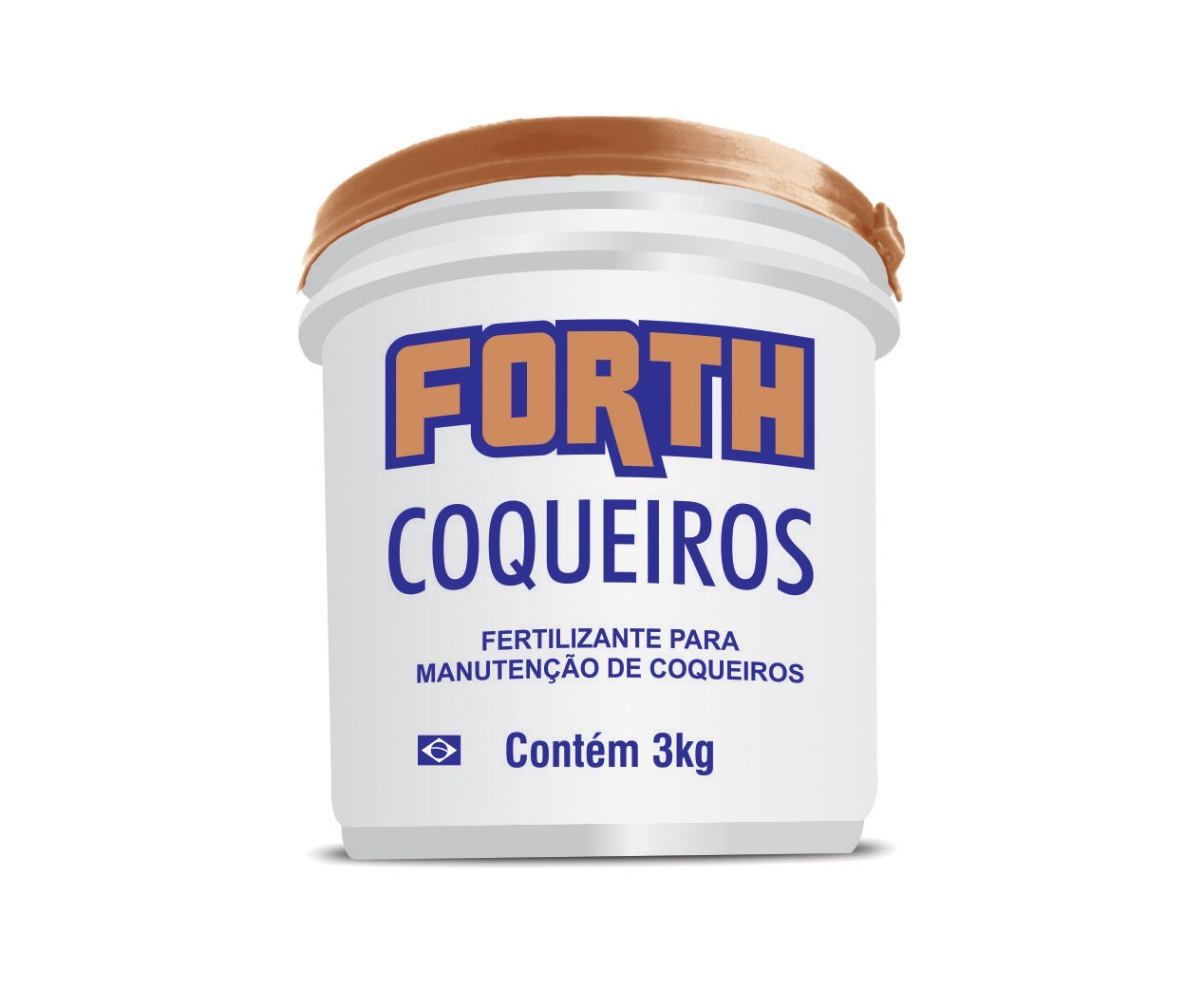 Fertilizante FORTH Coqueiros 3kg