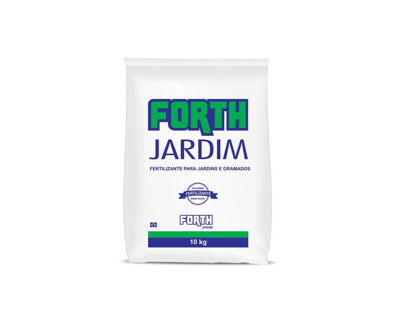 Fertilizante FORTH Jardim 10kg