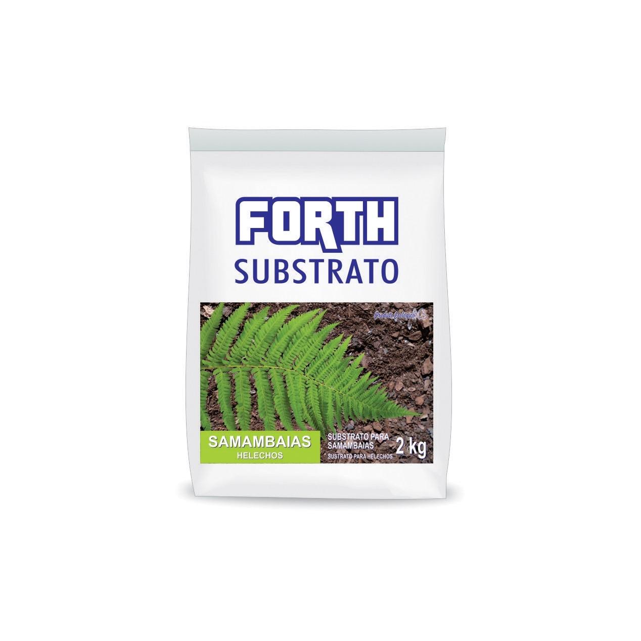 Fertilizante FORTH Substrato Samambaia 2kg
