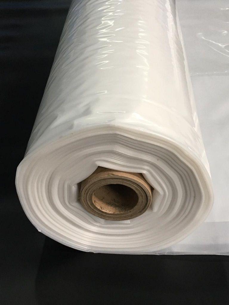 Filme Plastico Para Estufa Agrícola 4m X 100m - 100 micras