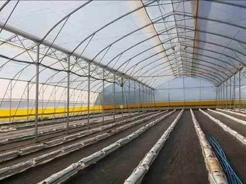 Filme Plastico Para Estufa Agricola 9m X 14m - 150 Micras
