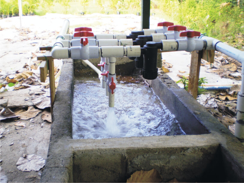 Filtro Autolimpante Irrigação Cisterna Agrojet 1.1/2 50 Microns