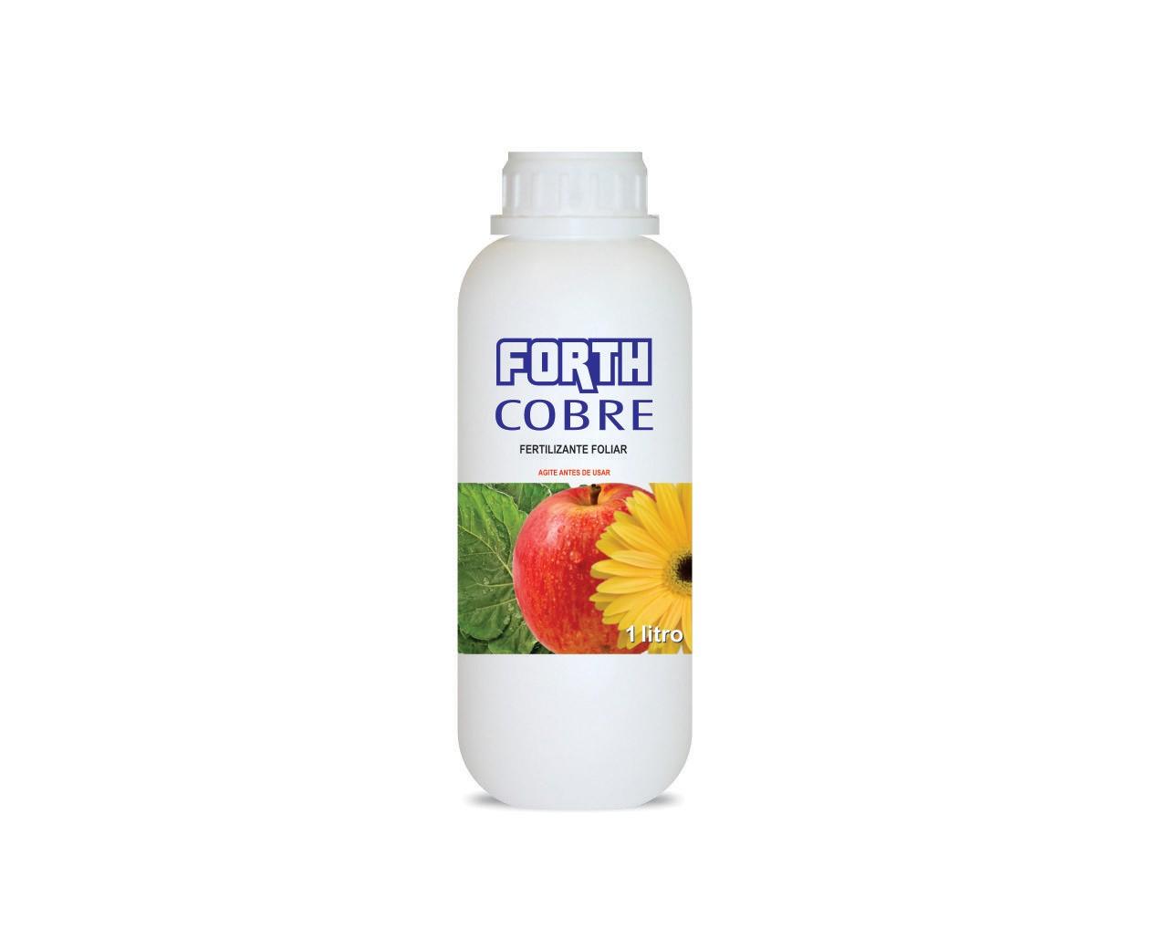 Fertilizante FORTH Cobre Liquido 1L