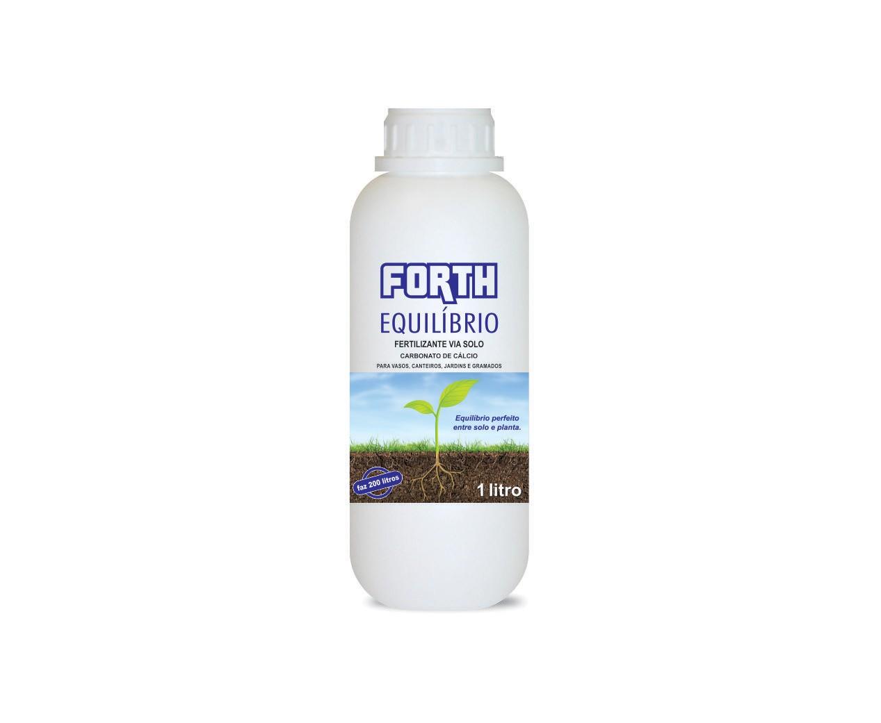 Fertilizante FORTH Equilíbrio Liquido 1L