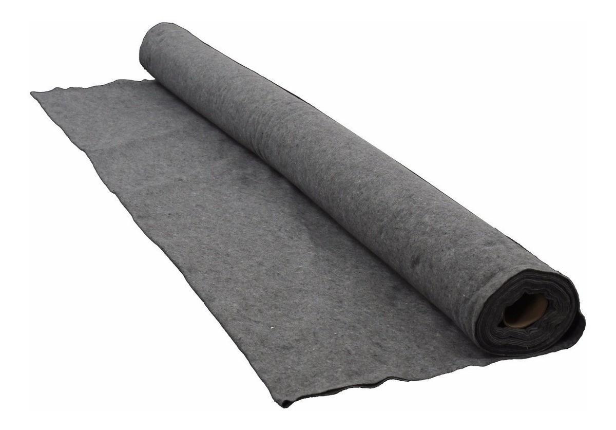 Geomembrana Tanque 0,5mm 12x10m/ Bidim 33m² Cinza