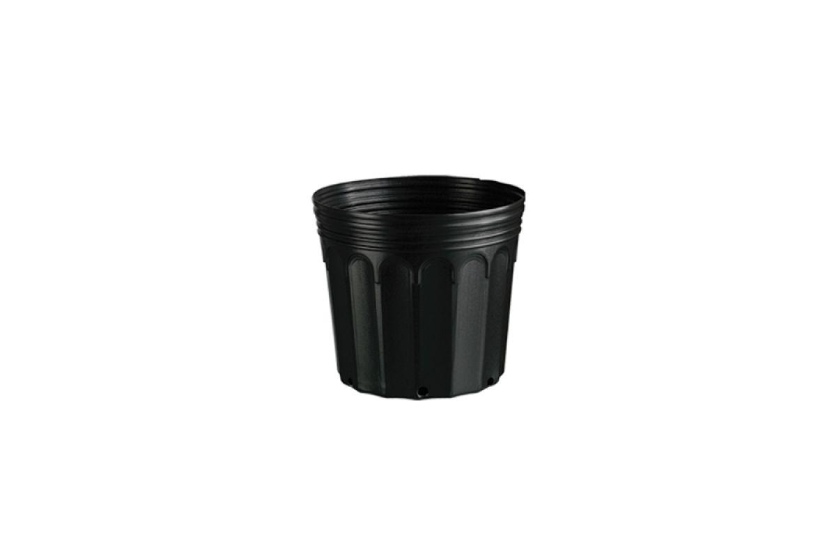 Kit com 15 Embalagem para Mudas Vaso Sem Alça 11 Litros