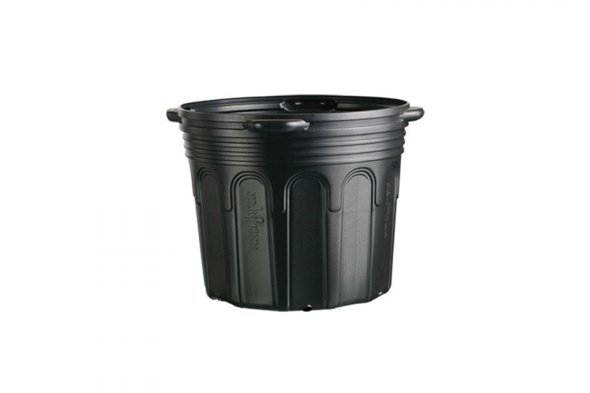 Kit com 40 Embalagem para Mudas 40L Vaso com Alça