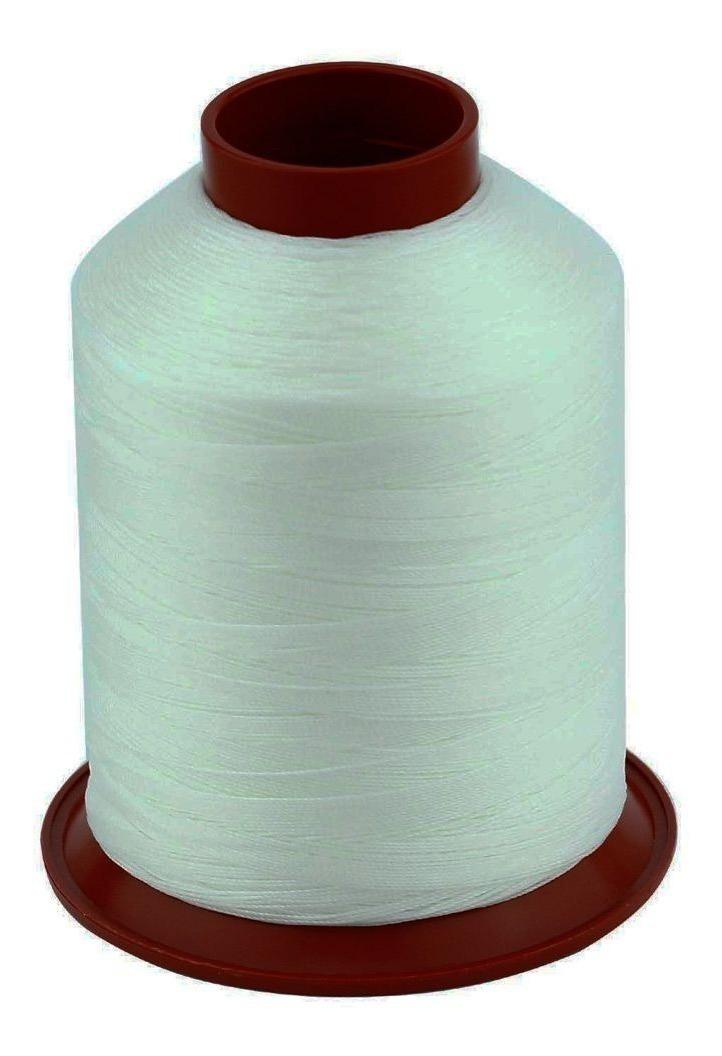 Linha Branca De Nylon 40 Plastificado 100% Extra Forte