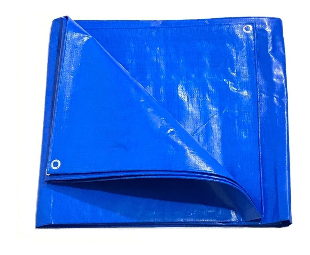 Lona Capa Proteção Multiuso Cobetura SL300 8,5x6,5