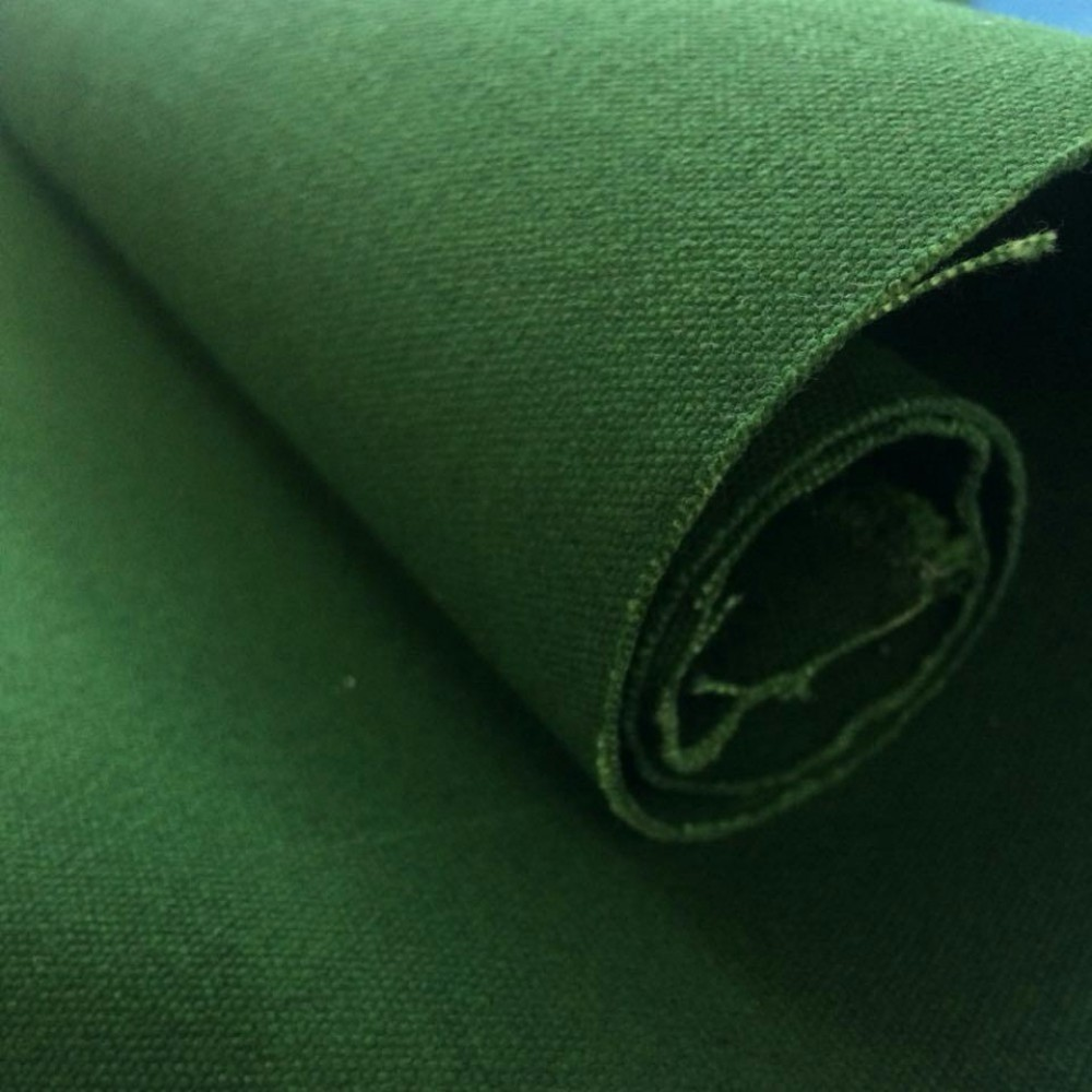 Lona Encerado Carreteiro Verde Algodão Fio 8 2,06x50