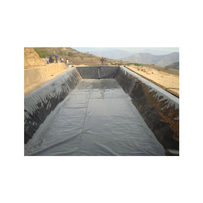 Lona Geomembrana 3x2,5 Lago Tanque Peixes Cisterna 300 Micra
