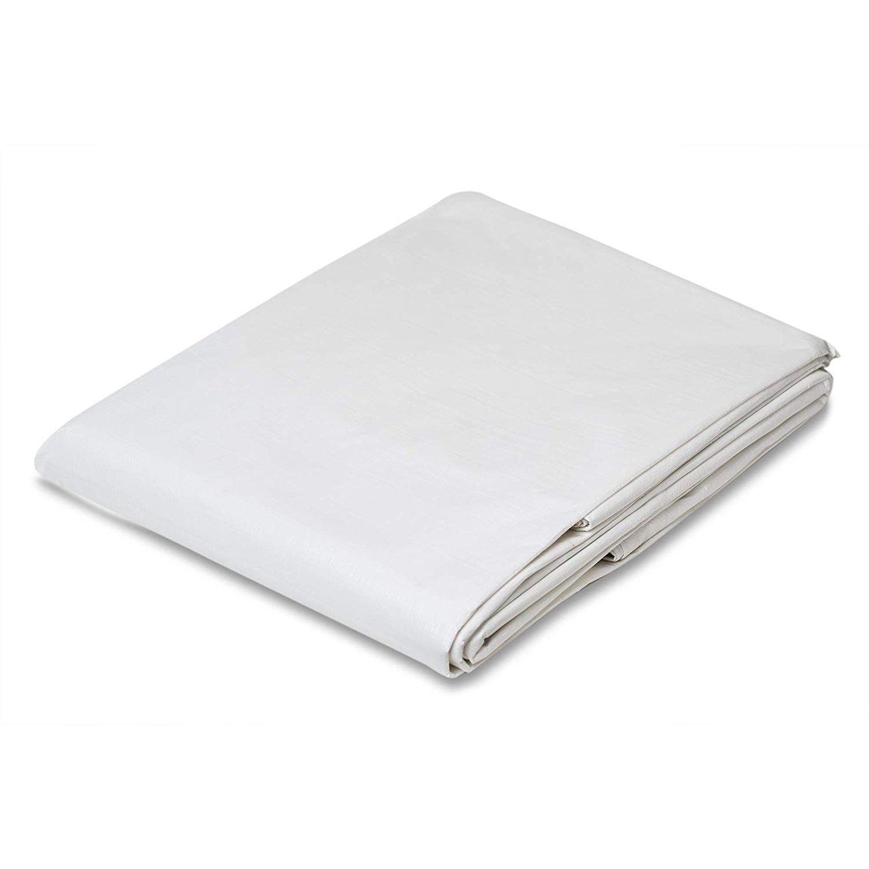 Lona Polietileno Branca 300 Micras 3x3