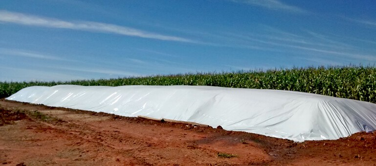 Silagem Branca/Preta Neoplastic 10x50m - 51kg