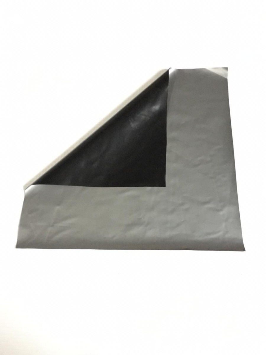 Lona Silagem Dupla Face Prata/Preto 12x50m - 65kg